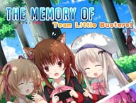 Little Busters!主题本《The memory of Team Little Busters!》